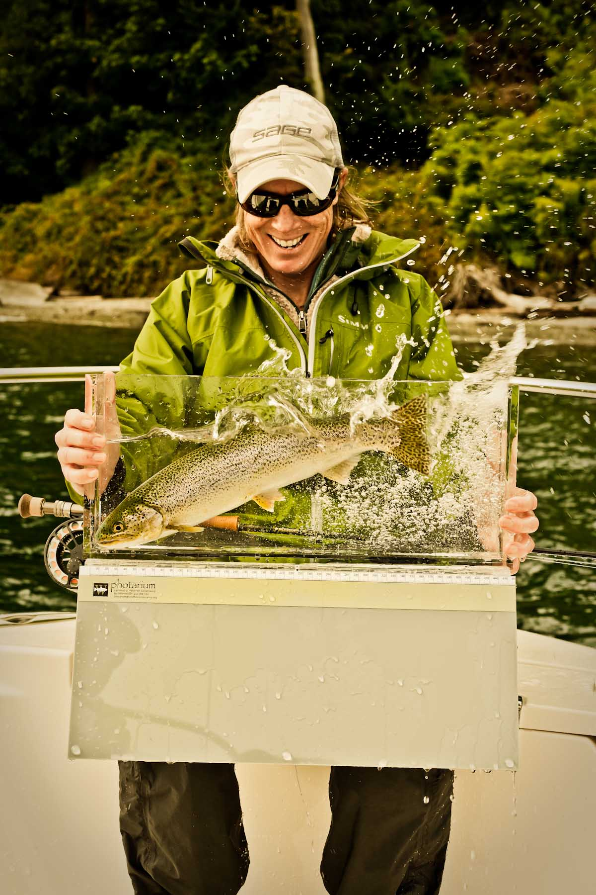 Diana Rudolf for Salt Water Fly Fishing